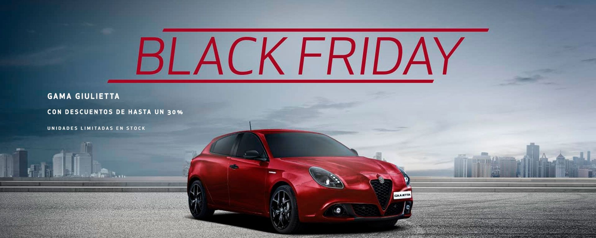 GIULIETTA BLACK FRIDAY.