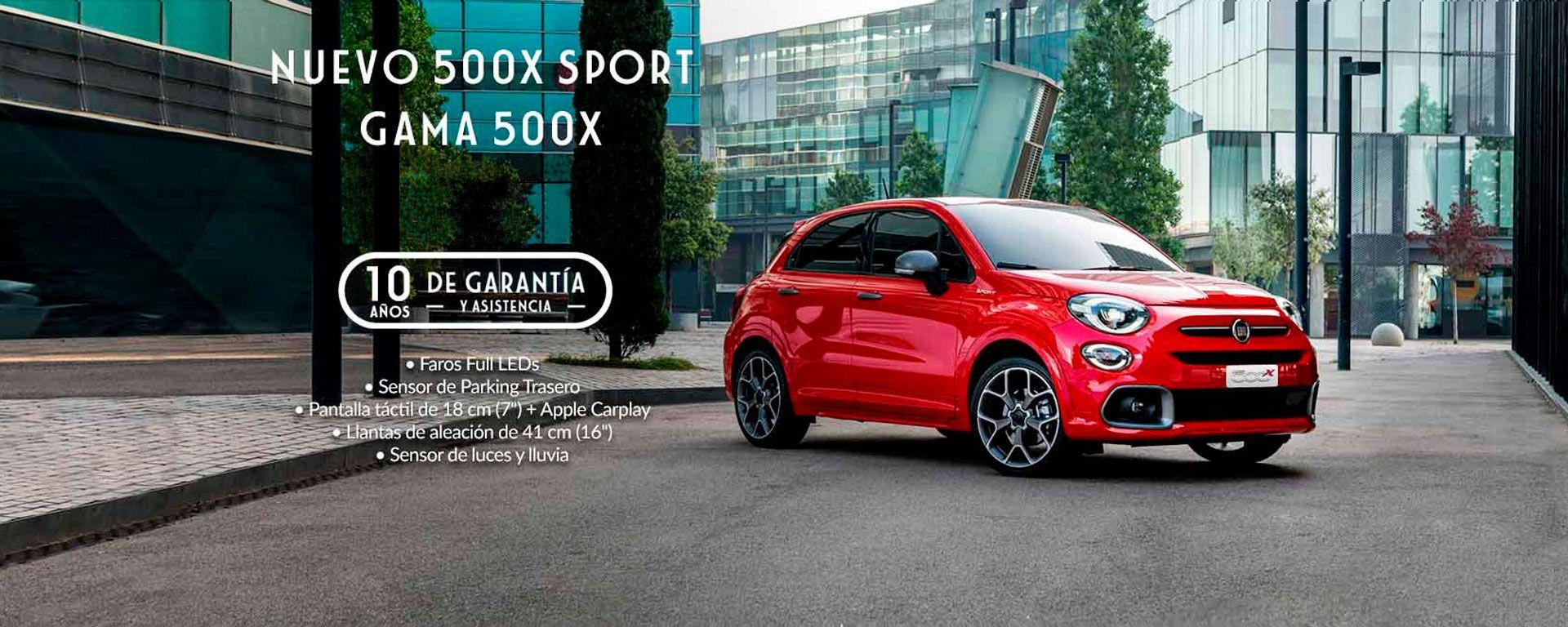 500X SPORT.