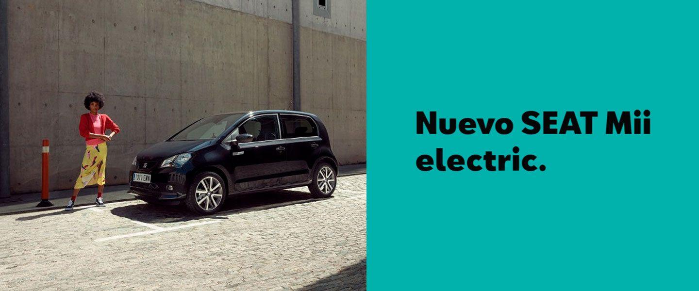 NUEVO SEAT MII ELÉCTRICO.