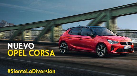 [Opel] Nuevo Opel Corsa List