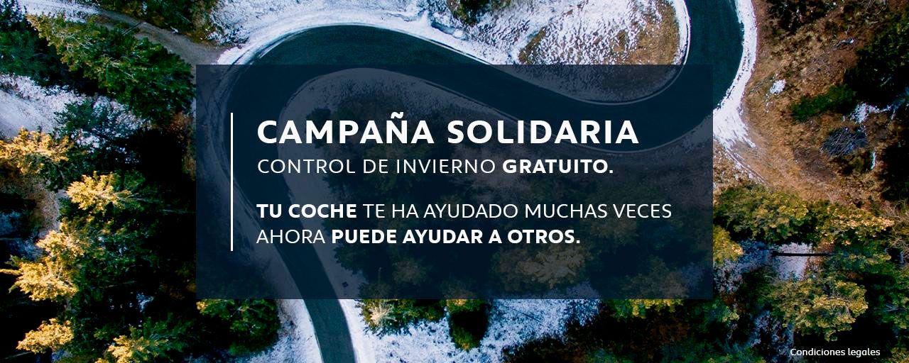 CAMPAÑA SOLIDARIA.
