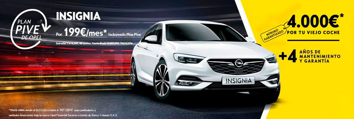 [Opel] Insignia Grand Sport Header