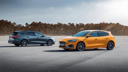 Ford Focus ST: cuatro generaciones de emoción