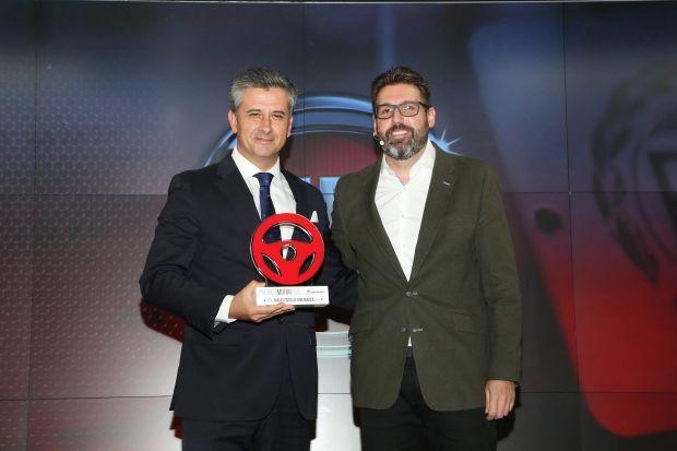 Los Premios Motor Axel Springer homenajean los 120 años de la marca Fiat