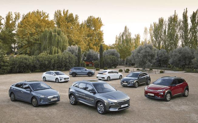 Hyundai lidera la movilidad sostenible