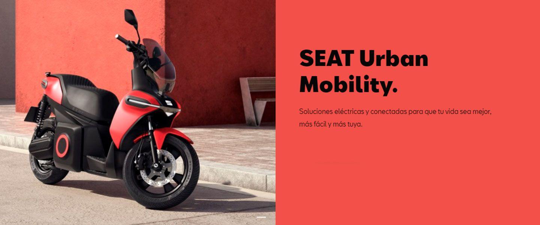 SEAT URBAN MOBILITY.