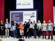 Kia XCeed y Kia Soul EV, galardonados en los premios WWCOTY 2019