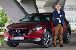 Jorge Gutiérrez, nombrado Gerente de Desarrollo de Red de Mazda Automóviles España