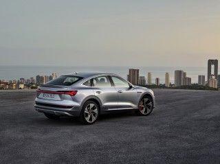 Nuevo Audi e-tron Sportback: un SUV coupé para la familia e-tron