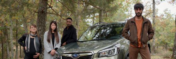Geonestesia: creamos una serie de televisión para presentar nuestra nueva gama Subaru ecoHYBRID