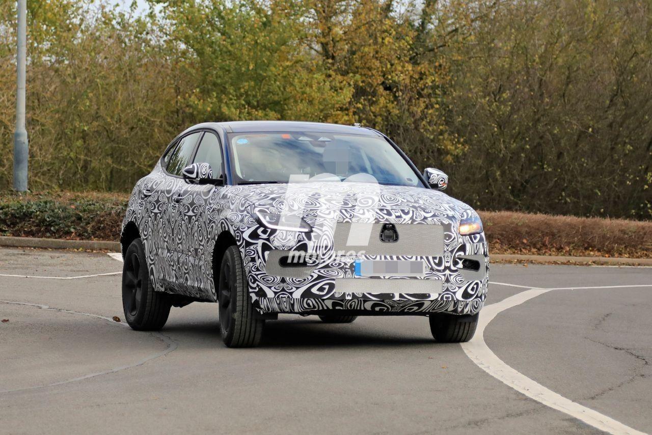 Jaguar comienza las pruebas del E-PACE Facelift previsto para 2021