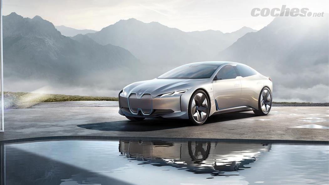 BMW i4: Más de 500 CV y 600 km de autonomía