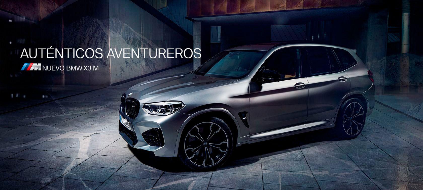NUEVO BMW X3 M.