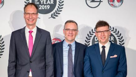 """3 Concesionarios Opel galardonados con el premio """"Concesionario del Año"""""""