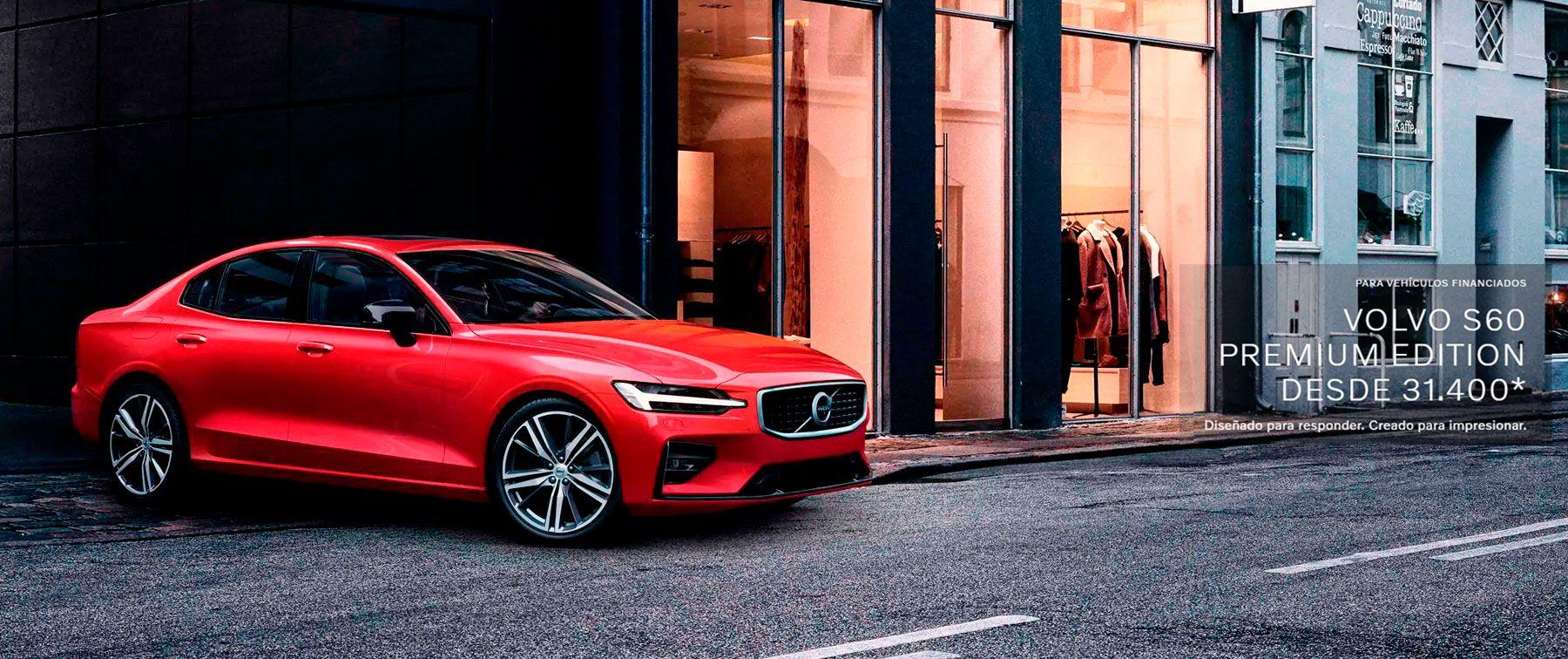 S60 T4 Premium Edition automático desde 31.400€
