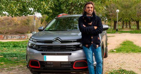 DESCUBRE EL MADRID INSPIRED BY ANTONIO CARMONA A BORDO DEL NUEVO SUV CITROËN C5 AIRCROSS