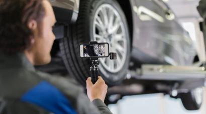 Mira la revisión de tu Ford cómodamente desde tu móvil
