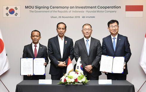 Hyundai Motor establece su 1ª planta de fabricación en Indonesia