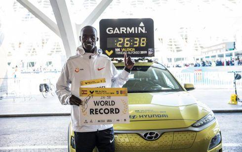 Hyundai muy presente en el Maratón Valencia