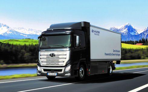 Hyundai's Hydrogen Mobility Solution premiado en el IToY