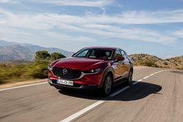 Mazda alcanza en noviembre su récord absoluto de ventas