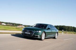 Lujo y eficiencia: arranca la comercialización en España del nuevo Audi A8 60 TFSIe quattro