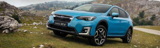 Diseña una aventura a tu medida con el nuevo Subaru XV ecoHYBRID