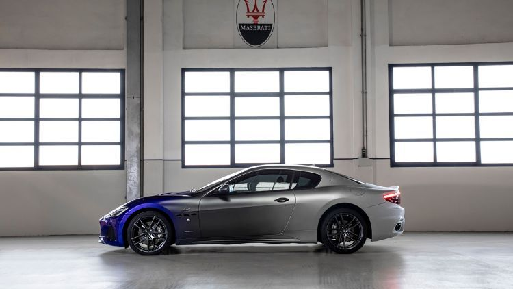 El GranTurismo Zéda proyecta a Maserati hacia el futuro: empieza una nueva era en la fábrica de Módena