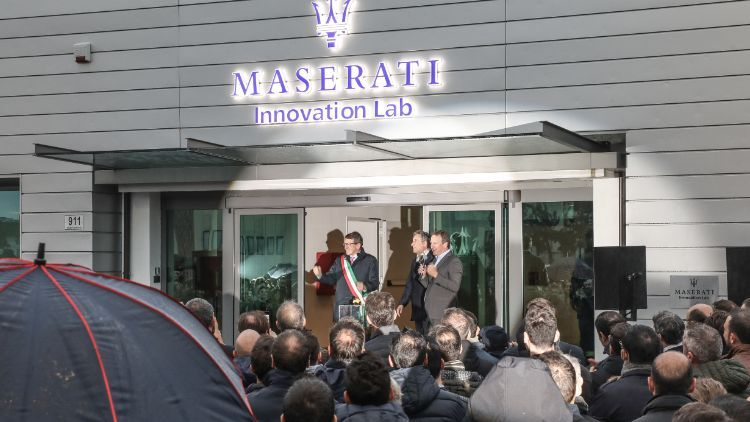 Maserati abre la puerta de su Innovation Lab