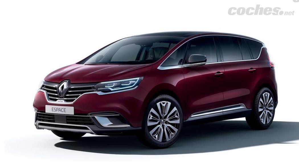 Renault Espace: Pequeños retoques para ponerse al día