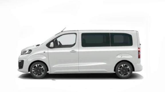 [Opel] Nuevo Zafira Life List