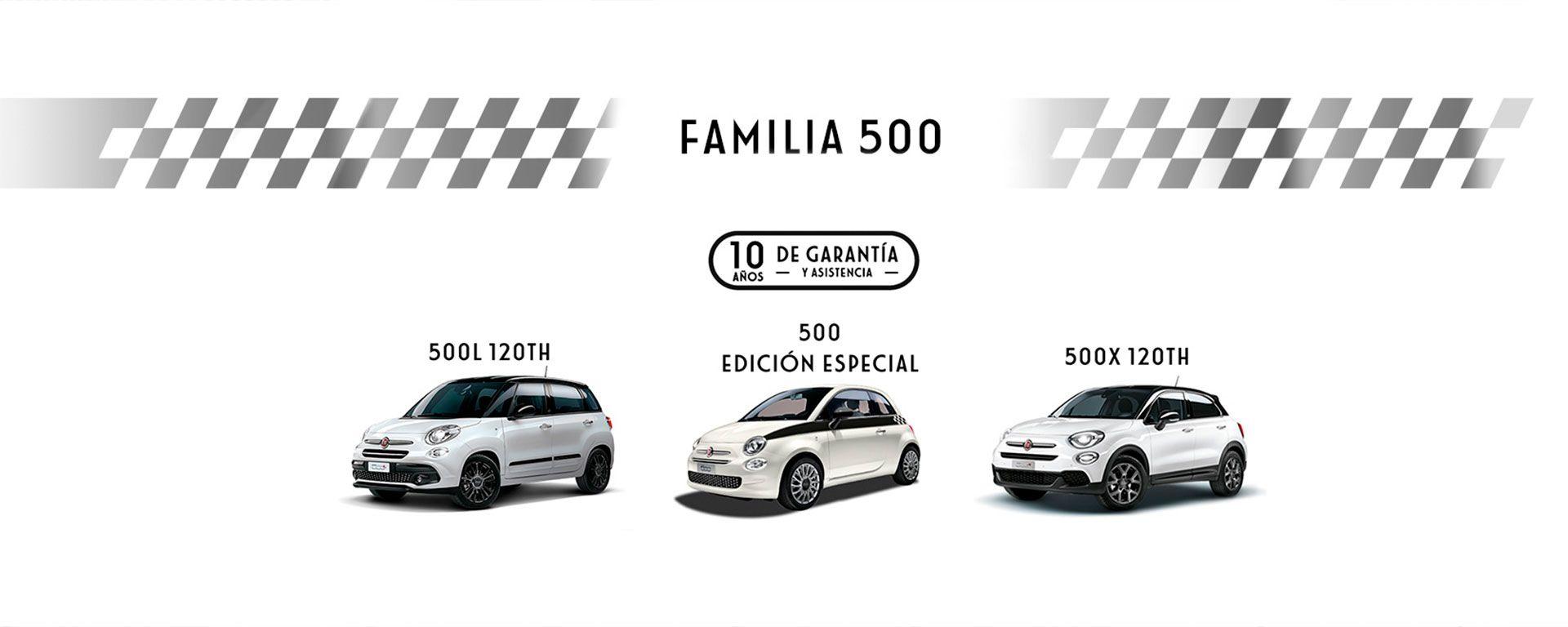 FAMILIA 500.
