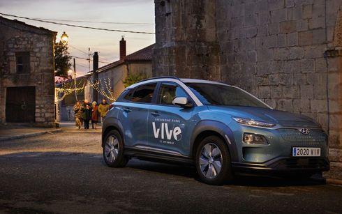 Hyundai acerca la Navidad a Campisábalos Comunicado y foto Descargar