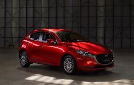 El Mazda2 2020 contará con la etiqueta ECO de la DGT