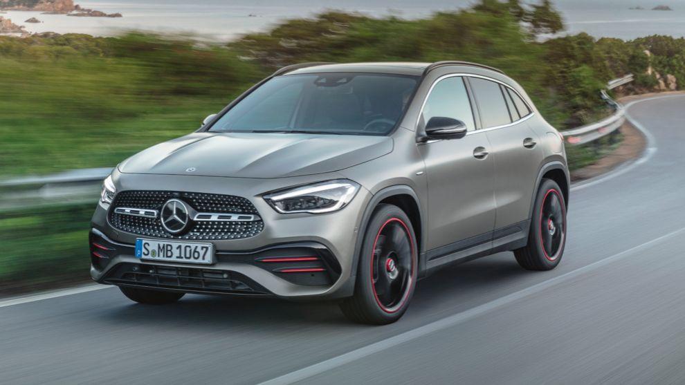 Mercedes-Benz GLA 2020: más coche y mucho más SUV