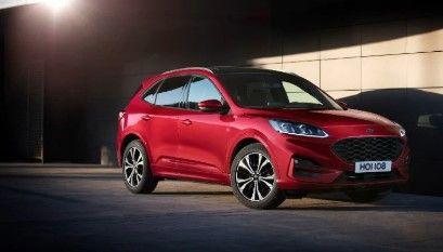 La seguridad del Nuevo Ford Kuga se premia con cinco estrellas