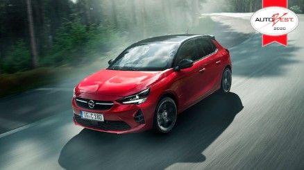 """El Nuevo Opel Corsa y Corsa-e ganan el premio AUTOBEST """"Best Buy Car en Europa en 2020''"""