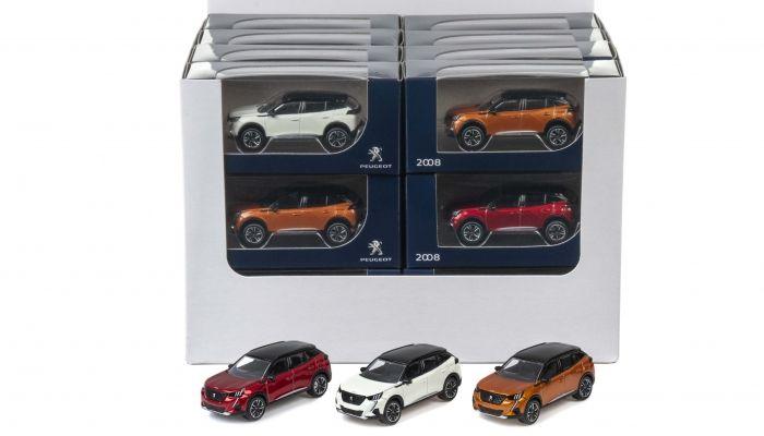 El espíritu aventurero del Nuevo Peugeot 2008 inspira una colección de moda y complementos con estética SUV