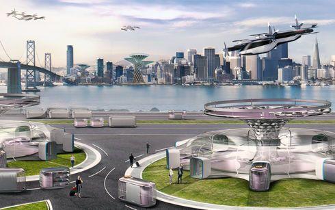 Visión de Hyundai sobre las Ciudades del futuro en el CES 2020