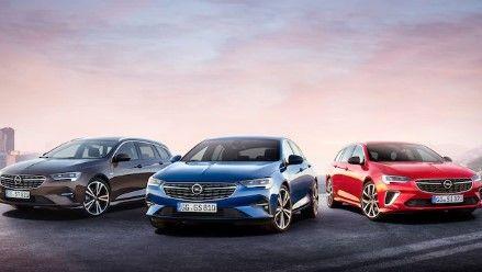 Deportivo y frugal: el Nuevo Opel Insignia debuta en el Salón del Automóvil de Bruselas