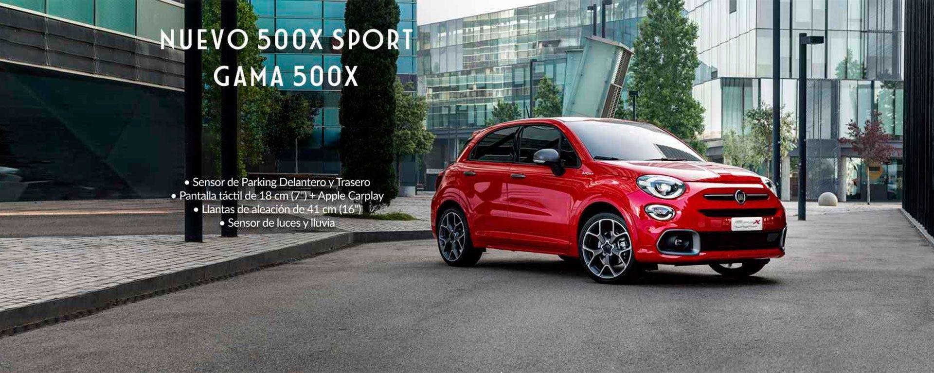500X SPORT