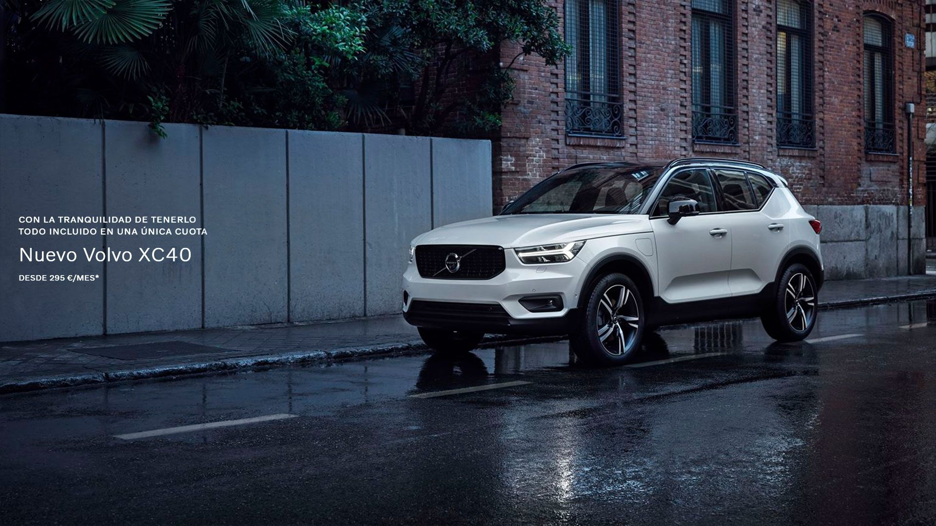Nuevo Volvo XC40
