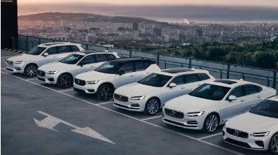El éxito de los SUV conduce a Volvo Cars a su sexto récord de ventas consecutivo y le hace superar la barrera de los 700.000 vehículos