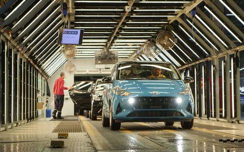 Hyundai comienza la producción del Nuevo i10 en Europa