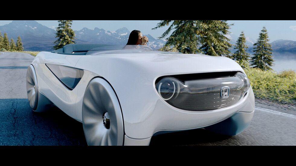 ¿Cómo se imagina Honda la movilidad del futuro?