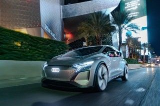 Dossier: Audi en el CES 2020