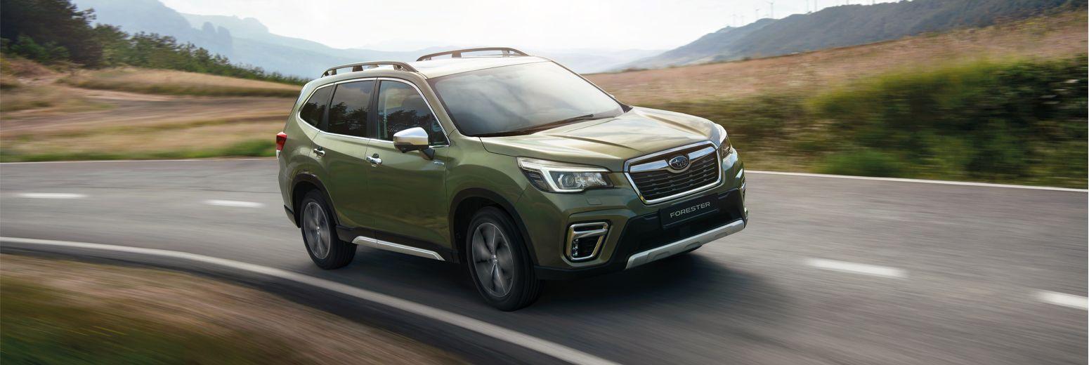¿Sabes cuál es el vehículo más seguro de su categoría de 2019 según EURONCAP? ¡El nuevo Subaru Forester ecoHYBRID!