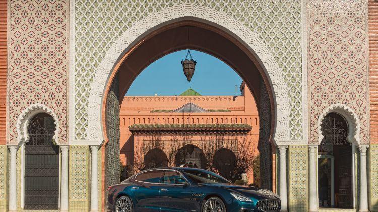 Maserati presenta la nueva serie especiale Royale, un homenaje en clave contemporánea al patrimonio de la Casa del Tridente