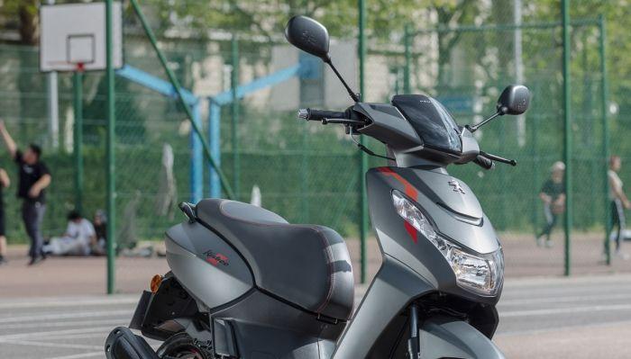 Peugeot Motocycles refuerza su liderazgo en el segmento de los scooters de 50cc.