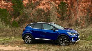 Modelos de coches  Renault pone a la venta en nuevo Captur en España desde 16.600 euros
